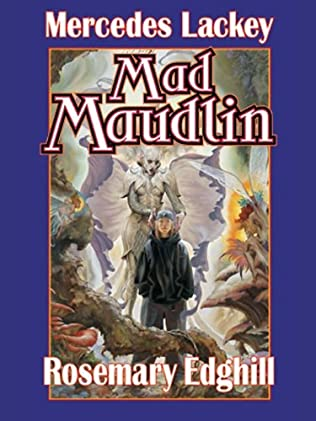 book cover of Mad Maudlin