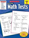 Scholastic Success with Math Tests, Grade 3