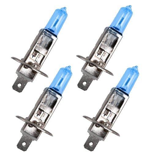 9 opinioni per 4 AUTO LAMPADE LAMPADINE LUCI FENDINEBBIA H1 100W BIANCO