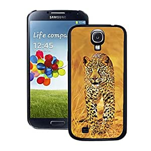 PEACH-Leopard Pattern 3D Effect Case for Samsung S4 I9500