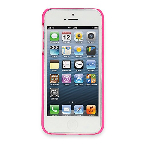 Telileo 0221 Back Cases - Apple iPhone 5/5S/5SE - Pink