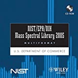 NIST/EPA/NIH Mass Spectral Library 2005, Commerce, U. S. Department of, 047175594X
