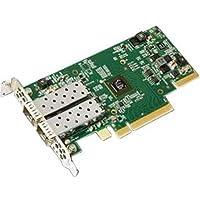 Solarflare Communications Inc Flareon Ultra Dual-Port 10GbE PCIe 3.0 Server I/O Adapter SFN7122F