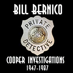 Cooper Investigations 1947-1987