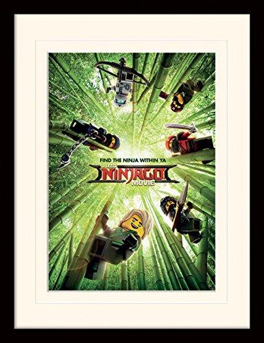 LEGO 1art1 Ninjago: La Película - Encuentra El Ninja Que Hay ...