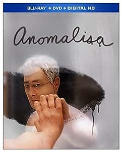Anomalisa [Blu-ray + DVD + Digital HD] (Bilingual)