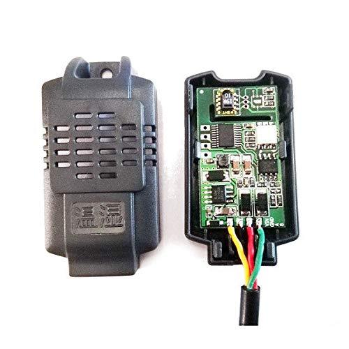 FidgetFidget Modbus RS485 Temperature and Humidity Transmitter Sensor High Precision Monitori