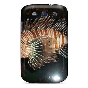 High Quality RjVAdpF8587hwCFa Lion Fish Tpu Case For Galaxy S3