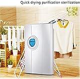 TOPCHANCES 2200ML Portable Home Air Dehumidifier