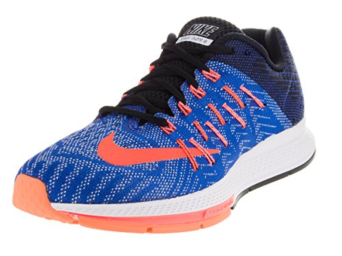NIKE Wmns Air Zoom Elite 8, Zapatillas de Running para Mujer Azul (Racer Blue / Hypr Orange-sl-blck)