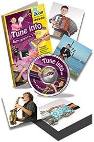 Yellow Door YUS0352 Tune into Instrumental Sounds Set, Grade: 6 to Kindergarten (Pack of 31)