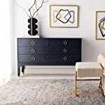 Safavieh Couture Home Lorna Rustic Oak 6-drawer Dresser