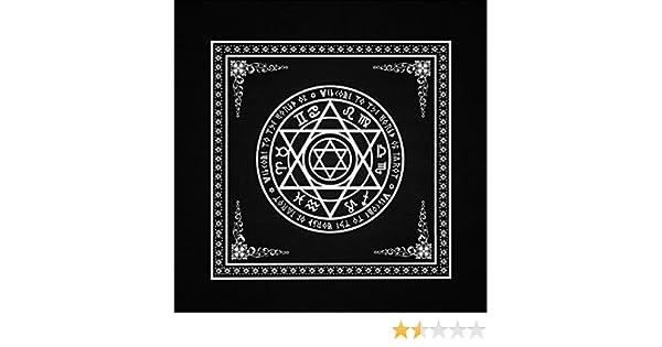 SUNCHI Altar - Lona con bolsa para tarot: Amazon.es: Hogar