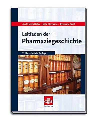 Leitfaden der Pharmaziegeschichte (Govi)