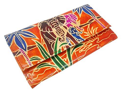 Crafts of India - Bolso al hombro para mujer multicolor multicolor