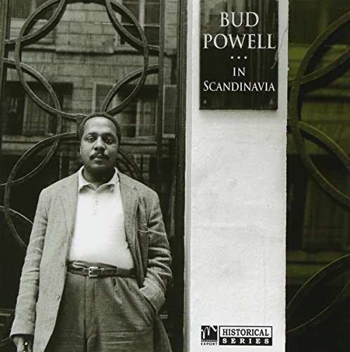 Bud Powell   In Scandinavia  Japan Ltd Cd  Mmex 154