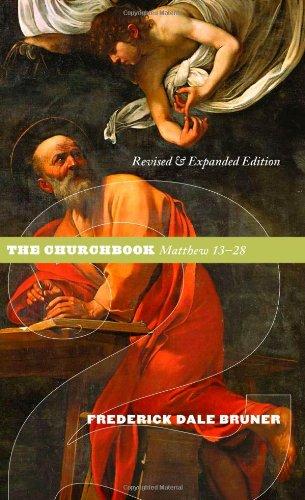Download Matthew: A Commentary - Volume 2: The Churchbook, Matthew 13-28 pdf epub