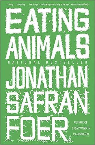 Amazon com: Eating Animals eBook: Jonathan Safran Foer