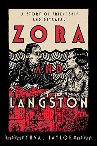 Image of Zora and Langston: A Story of Friendship and Betrayal
