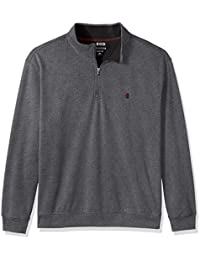 Men's Big and Tall Advantage Performance 1/4 Zip Pullover...