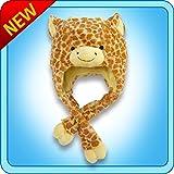 My Pillow Pets® - Jolly Giraffe - Plush Hat