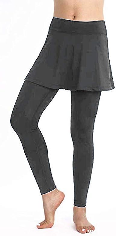 ღLILICATღ Falda Pantalon de Deporte Mujer Casual Fitness ...