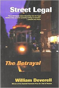 Book Street Legal: The Betrayal