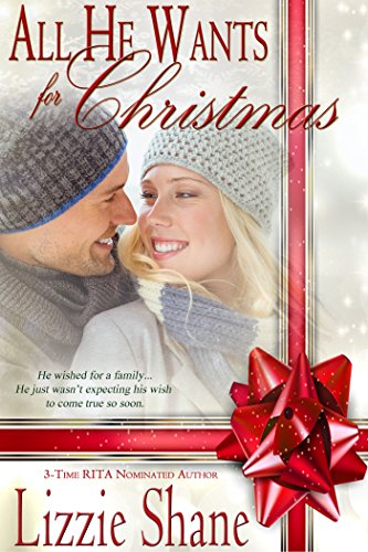 All He Wants for Christmas (The Bouquet Catchers Book 4)