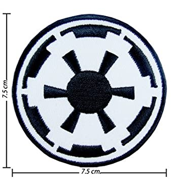 ecusson brod star wars imperial empire logo 1 emblem patche patches