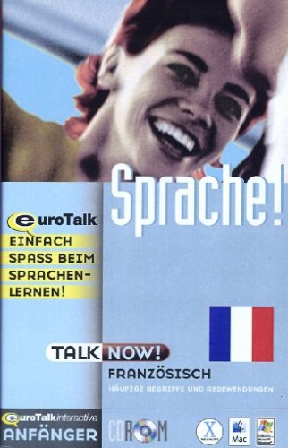 Learn French (Talk Now!) (French and English Edition)