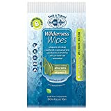 Sea To Summit Trek and Travel Wilderness Bath Wipes 8 pack - X-Large