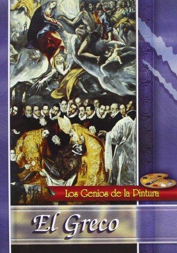 El Greco (2007) [ NON-USA Dimensions, PAL, Reg.0 Import - Spain ]