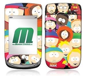 MusicSkins, MS-SPRK80199, South Park - Group, BlackBerry Torch (9800), Skin