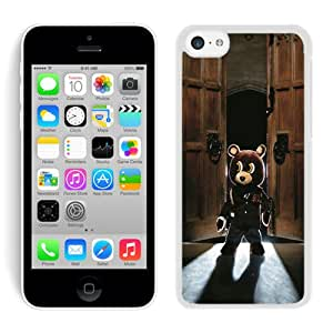 Case For iPhone 5C,Late Registration White iPhone 5C Case Cover