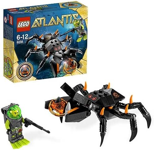 Top 9 Best LEGO Atlantis Sets Reviews in 2020 9