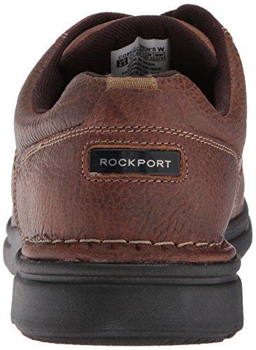 Brown Men's Oxford Rockport Plus Brindle Eureka Mudguard 4RCqYf