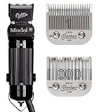 Oster Model 10 Professional Hair Clippers with Exclusive Break Resistant Housing, Comes with #000 Blade and BONUS FREE #1 Blade