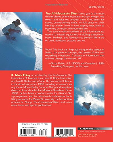 All Mountain Skier The Way To Expert Skiing R Mark Elling