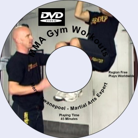 Headgear Kit - MMA Gym Workouts DVD PLUS FREE BONUS $17 Value Muscle Sculpting eBook - Revealed! Fast and Effective Mixed Martial Arts Fighting Training Secrets By Expert MMA Trainer Showing Conditioning Exercises and Equipment Workout on This Superb DVD Video