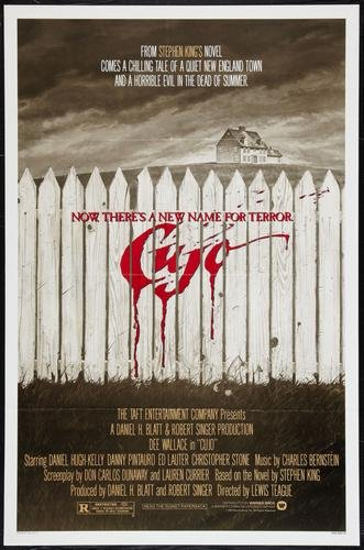 TPD Images Cujo Mini Poster #01 11x17 Ships Rolled In Cardboard Tube