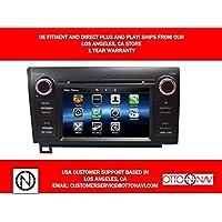 OttoNavi TY0911TD-KZKSNBXX Toyota Tundra 07-12 In Dash OEM Replacement Multimedia K-Series GPS Navigation Car Radio