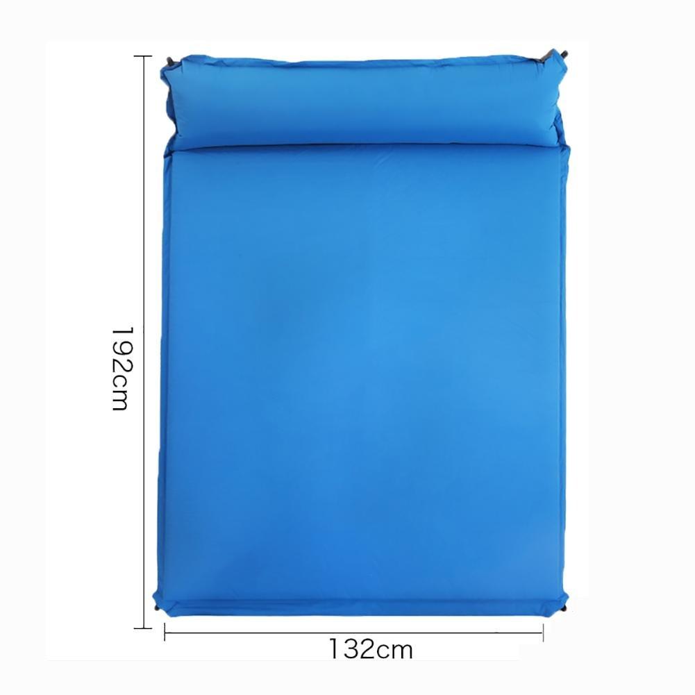 MIAO - Colchón hinchable automático, exteriores doble capa ...