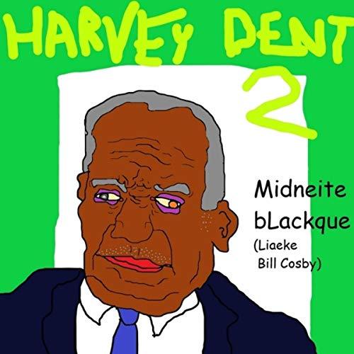 Black Harvey Dent (Midnight Black (Like Bill Cosby))