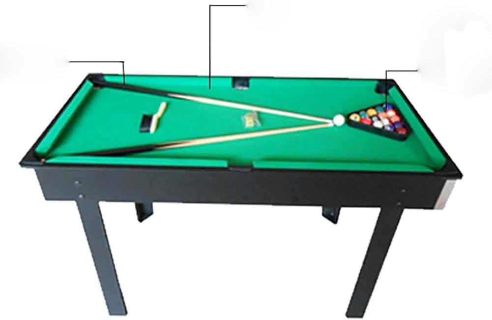 GUO Mesa de billar en casa mini mesa de billar juegos de mesa de ...