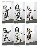 Cycloc Endo - Elegant Wall Mount Bike Storage
