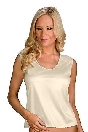 8ca363089 Velrose Lingerie Padded Shoulder Camisole (7101) at Amazon Women s ...