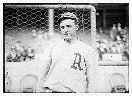 Photo: Tom Daley,Philadelphia AL,at Polo Grounds,NY,baseball,Thomas Francis - Store Philadelphia Polo