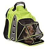 Casual Canine Ultimate Backpack Pet Carrier with Optional Mesh Tent for Hands-Free Pet Carrying