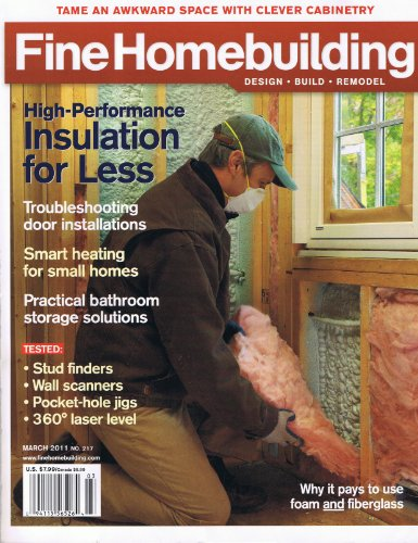 Fine Homebuilding March 2011 (Jig Fence)