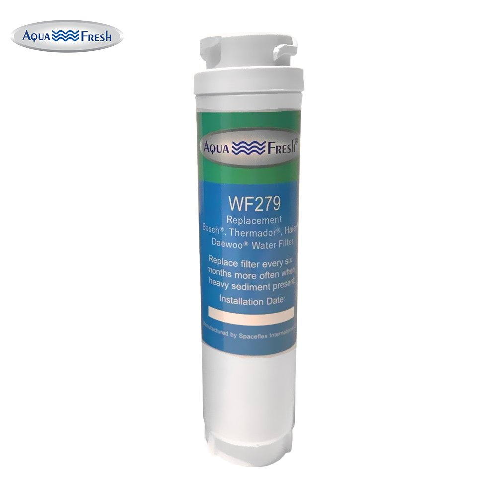 Aquafresh WF279 Replacement for Bosch 644845 Ultra Clarity, Haier 0060820860, Miele KWF1000 Refrigerator Water Filter (Single Pack)
